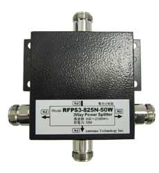 電力分配器 RFPS3-825N-50W