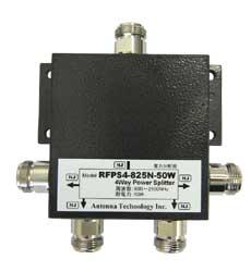 電力分配器 RFPS4-825N-50W