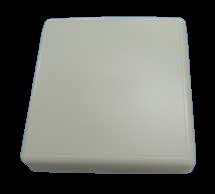 パッチ型平面アンテナ制作例1