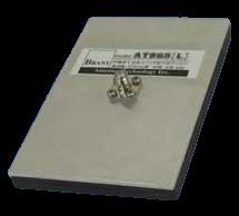 パッチ型平面アンテナ制作例3