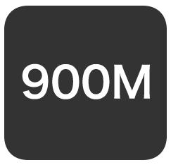 900MHz