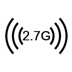 DC~2.7G
